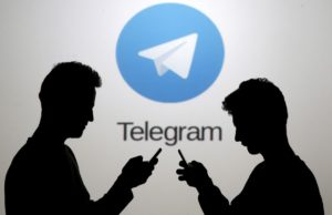 Telegram chat RussianUp